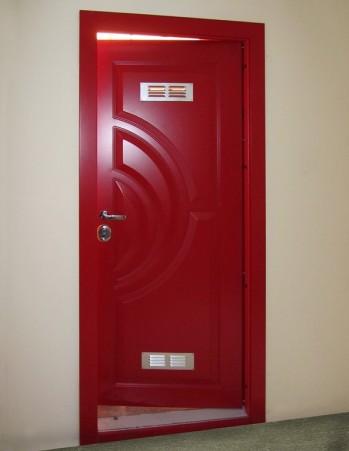0091_Security door for wine cellar
