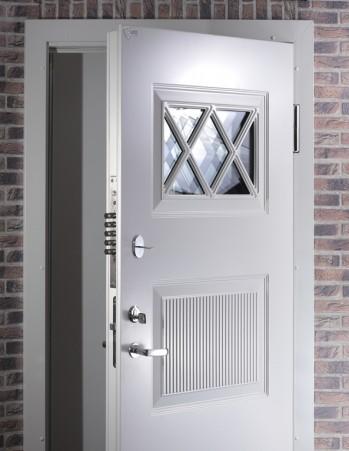 0191_Security front door class 3 by EN1627-2011