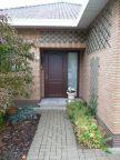 0215_Exterior door with quadruple glazed side panel